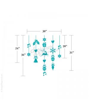 Christmas Charm Hanging