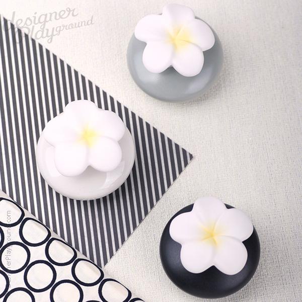Flower Fragrance Diffuser ( set of 3 )