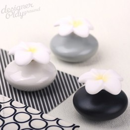 Flower Fragrance Diffuser ( set of 3 )