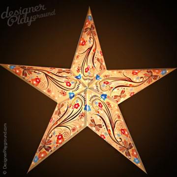Paper Star Butterfly Effect