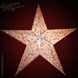 Paper Star Happy Confetti
