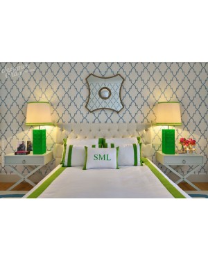 Moroccan Pattern Wall Decal
