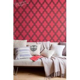 Burlap Elegant Pattern Wall Panel