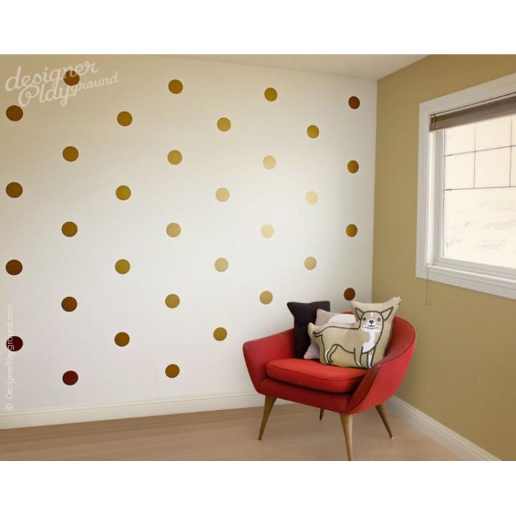 Dot Pattern Wall Decal - Wall decals polka dots