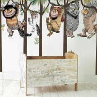 Max and Monsters Hanging on the trees Where the Wild Things Are