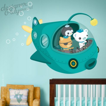 Gup A Submarine The Octonauts Character