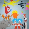 Thing 1 Thing 2 Flying Kites - Dr Seuss