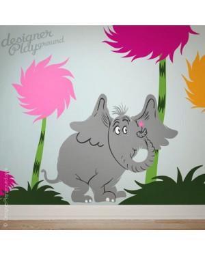 Horton the elephant Dr Seuss Character