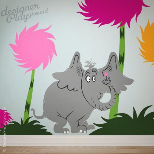 Horton the elephant Dr Seuss Character