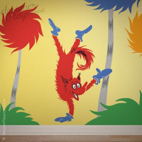 Fox in Socks Dr Seuss Character