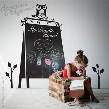Doodle Chalk Board