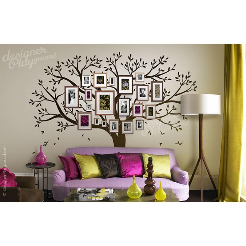 ... Extra Large Family Photo Tree ...
